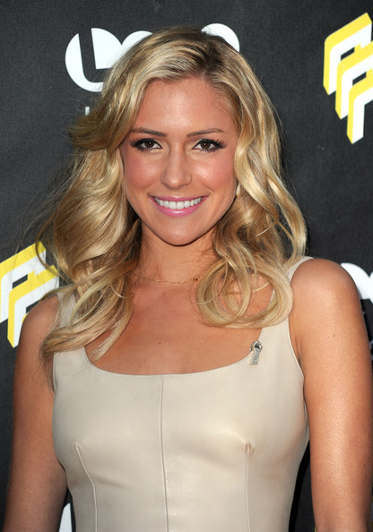 Kristin Cavallari Medium Curls