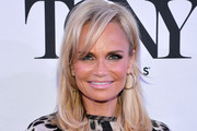 Kristin Chenoweth Medium Straight Cut with Bangs