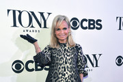 Kristin Chenoweth Print Dress