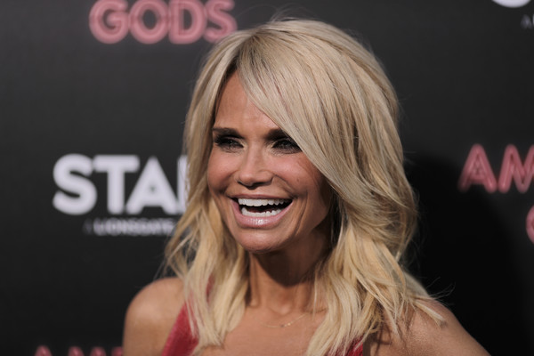 Kristin Chenoweth Medium Layered Cut