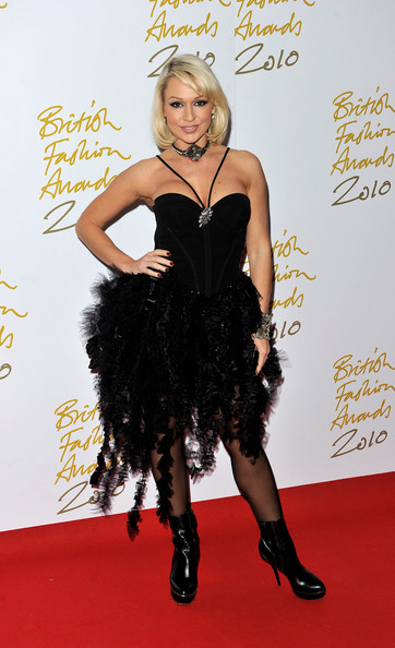 Kristina Rihanoff Cocktail Dress