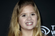 Kyla Kenedy Half Up Half Down