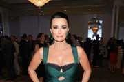 Kyle Richards Bandage Dress