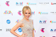 Kylie Minogue Beaded Dress