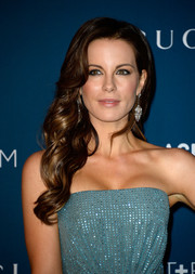 Kate Beckinsale looked ethereal with her gorgeous wavy 'do at the LACMA Art + Film Gala.