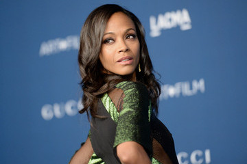 The Style Evolution of Zoe Saldana