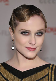 Evan Rachel Wood wore her hair in chic finger waves at the 2011 LACMA Art and Film Gala.