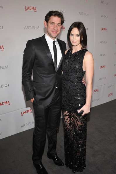 More Pics of Emily Blunt Box Clutch (4 of 9) - Emily Blunt Lookbook - StyleBistro