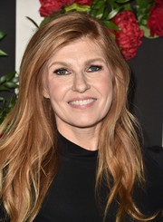 Connie Britton sported a lovely wavy 'do at the Land of Distraction launch.