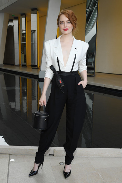 Look of the Day: June 7th, Emma Stone