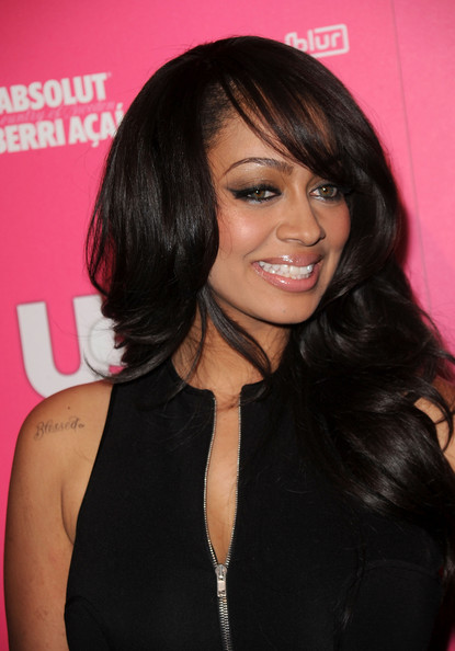 Related Pictures actress la la anthony attends logo s newnownext ...