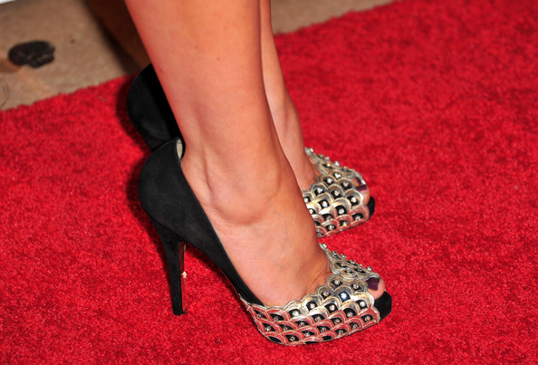 Lacey Chabert Shoes