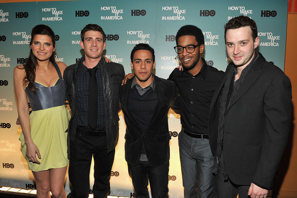 """The Cinema Society Hosts """"How To Make It In America"""" - Arrivals"""
