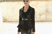 Lala Rudge Sequined Jacket