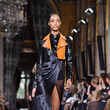 Jourdan Dunn at Lanvin