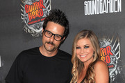 Carmen Electra and Rob Patterson Photo