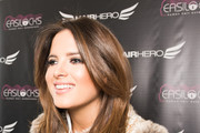 Launch of the Easilocks 'Hair Hero' With Celebrity Ambassador Binky Felstead