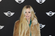 Laura Bailey Fur Coat