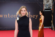 Laura Carmichael Fishtail Dress