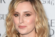 Laura Carmichael Medium Wavy Cut