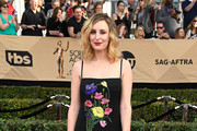 Laura Carmichael Satin Clutch