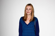 Laura Carmichael V-neck Sweater