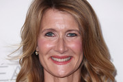 Laura Dern Feathered Flip