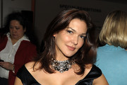 Laura Elena Harring Gemstone Statement Necklace