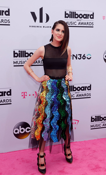 Laura Marano Full Skirt