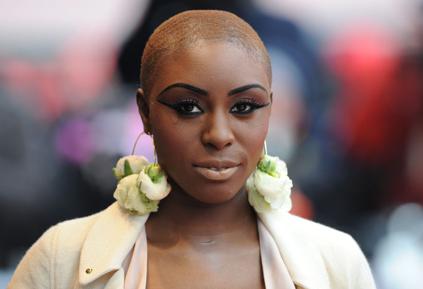 Laura Mvula Costume Hoops
