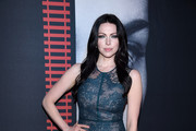 Laura Prepon Lace Dress