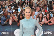 Laura Vandervoort Beaded Dress