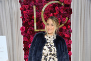 Lauren Conrad Fur Coat