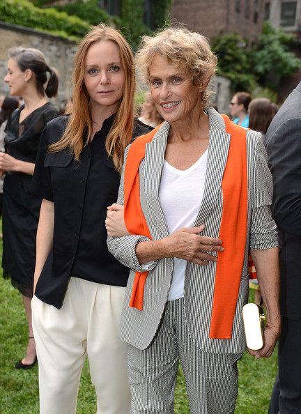 Lauren Hutton Pantsuit