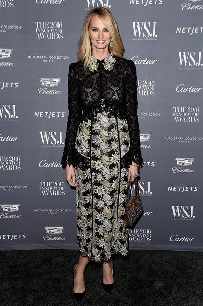 Lauren Santo Domingo Lace Dress