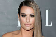 Lea Michele Side Sweep
