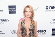 Lea Thompson Beaded Dress