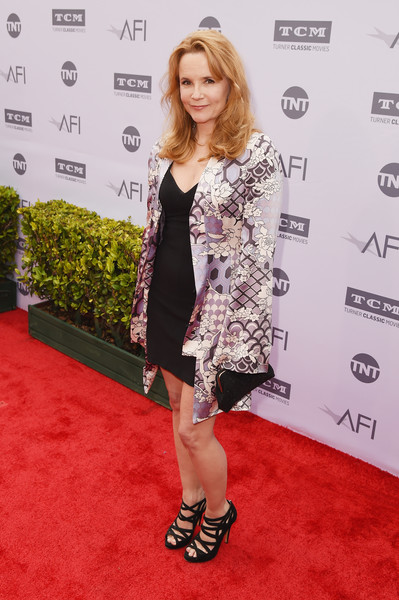 Lea Thompson Frame Clutch