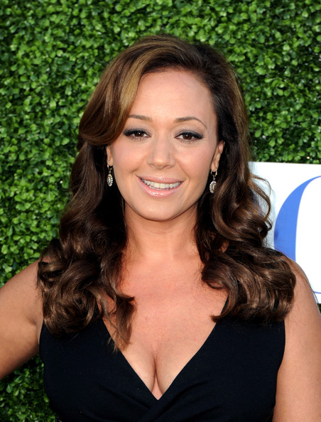 Leah Remini Long Curls