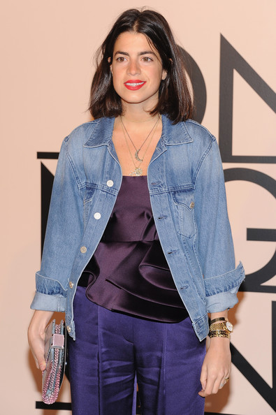 Leandra Medine Denim Jacket