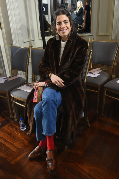 Leandra Medine Flat Oxfords