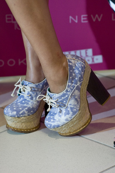 Leigh-Anne Pinnock Shoes