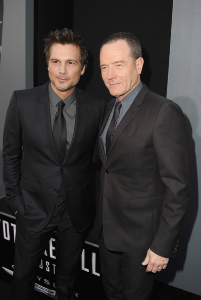 "Premiere Of Columbia Pictures' ""Total Recall"" - Red Carpet"