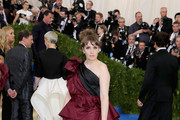 Lena Dunham One Shoulder Dress