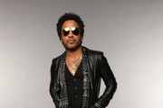 Lenny Kravitz Leather Jacket