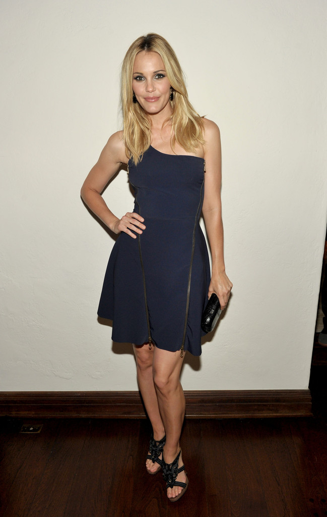 Leslie Bibb Evening Sandals Leslie Bibb Looks Stylebistro