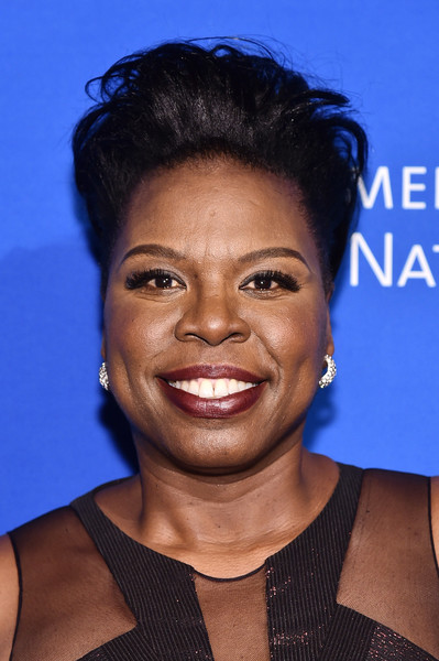 Leslie Jones Fauxhawk