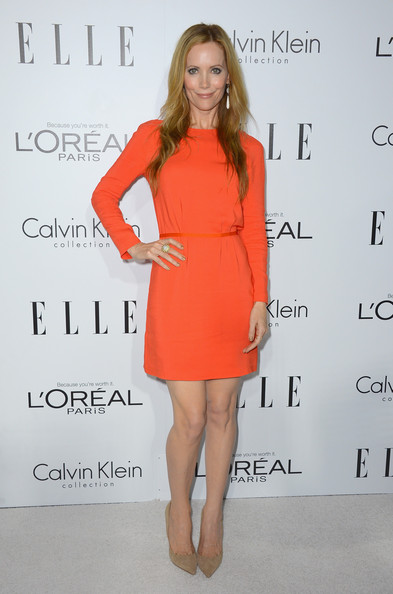 Leslie Mann Cocktail Dress