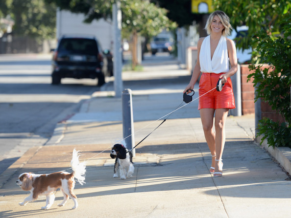 More Pics of Julianne Hough Dress Shorts (1 of 16) - Julianne Hough Lookbook - StyleBistro