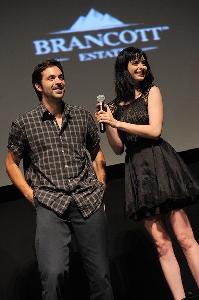 More Pics of Krysten Ritter Little Black Dress (5 of 33) - Krysten Ritter Lookbook - StyleBistro